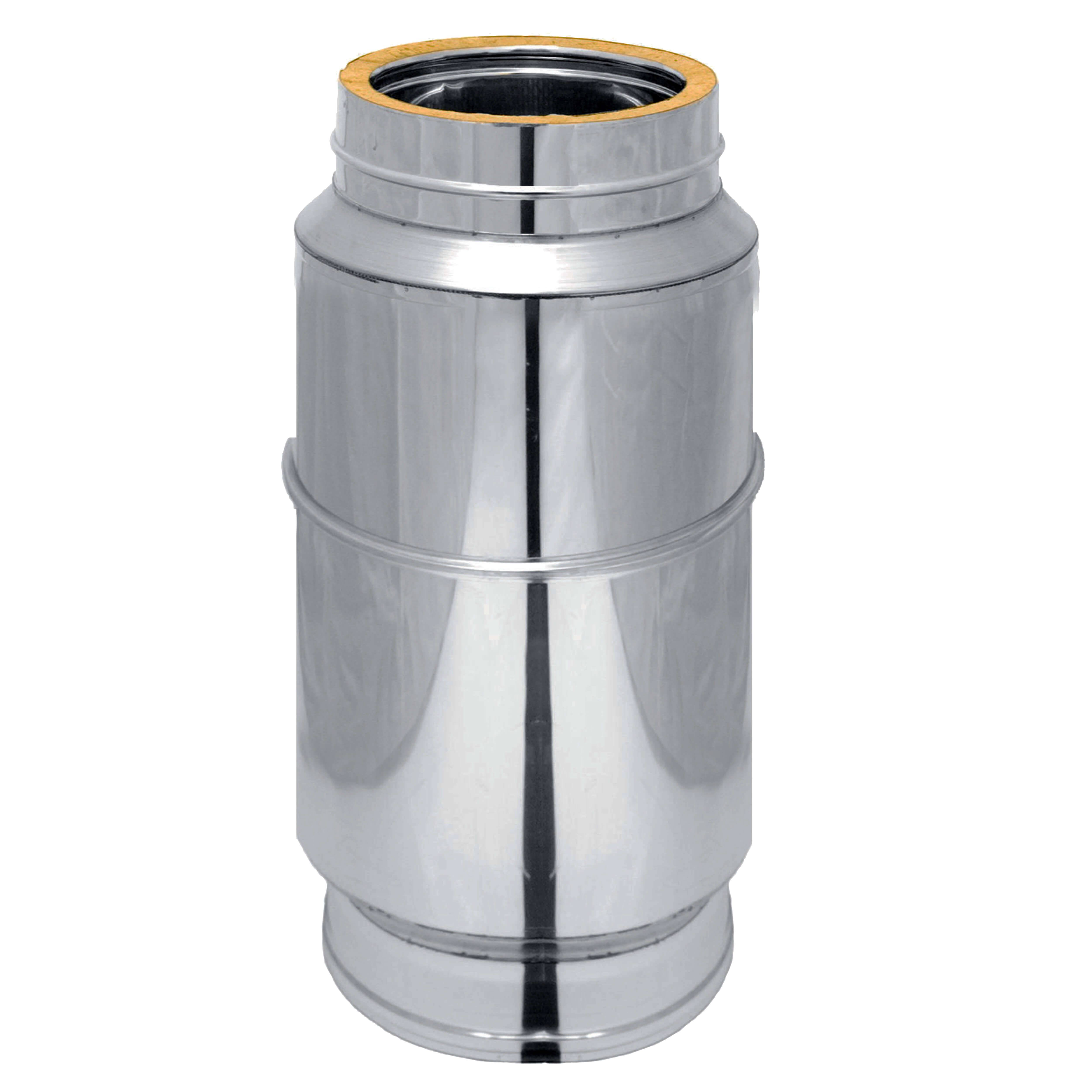 Absorption silencers, absorbing materials disposed within a hollow cylinder.