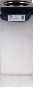 Iso Quadro: finitura in rame naturale e acciaio inox o verniciato a polvere.